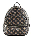 Guess Manhattan Small Backpack S Brown
