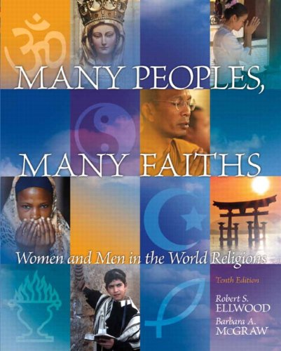 Many Peoples, Many Faiths, Books a la Carte Edition (10th Edition)