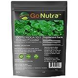 Gotu Kola 10:1 Extract Powder (8 oz), Centella Asiatica | Gluten Free...