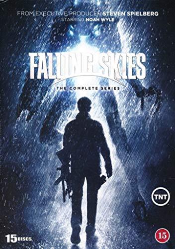 Falling Skies (Complete Series) - 15-DVD Box Set ( Falling Skies - Seasons 1-5 ) [ Origine Suédoise, Sans Langue Francaise ]