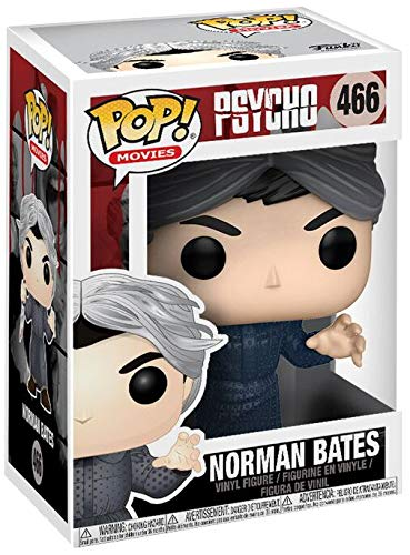 Funko POP! Movies: Horror S4: Psycho - Norman Bates