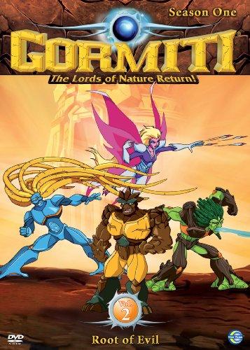 Gormiti Season 1 Volume 2 - Root Of Evil [Reino Unido] [DVD]