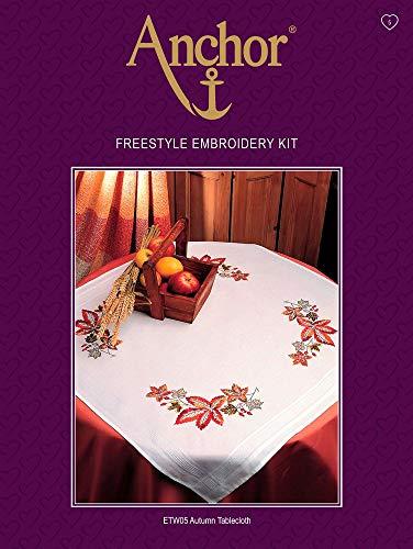 Anker Freestyle herfst tafelkleed, gesorteerd