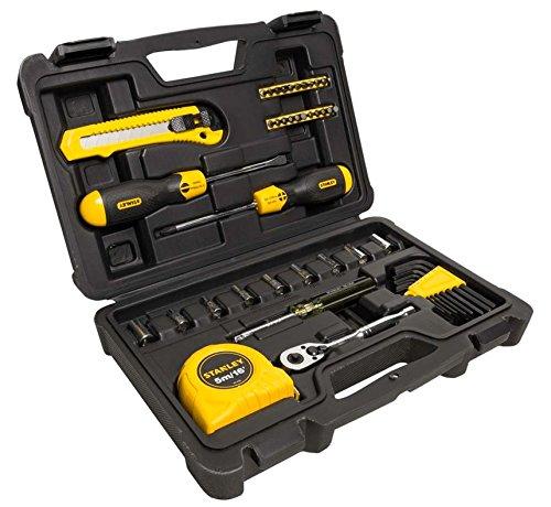 STANLEY STMT0-74864 Kit 51 utensili per la casa in valigetta