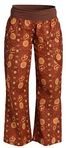 ufash Pantalones de Yoga de algodón, Ropa Deportiva para Hombres, con Cinturilla...