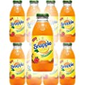 Snapple Strawberry Pineapple Lemonade, All Natural, 16 Fl Oz (Pack of 8, Total of 128 Fl Oz)