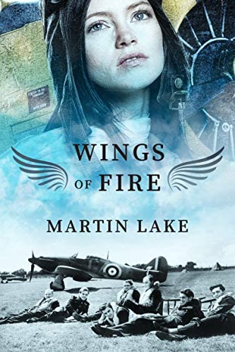 Wings of Fire A World War 2 Novel product image