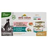 Alimento húmedo para Perros- Cordero con calabacín y salmón con Romero - Multipack Complete 4X95g