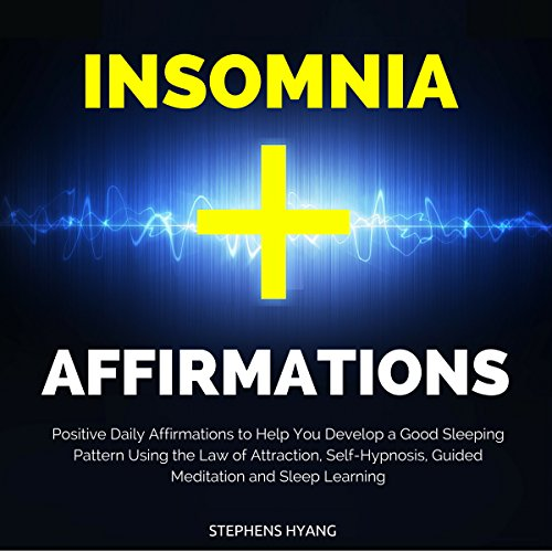 Insomnia Affirmations audiobook cover art