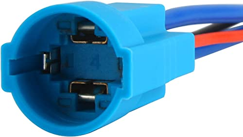 new arrival Larcele new arrival 19mm online Wire Connector,Socket Plug,Pigtail for Push Button Switch,1 piece KGWC-06 (4 Wires Plug) online