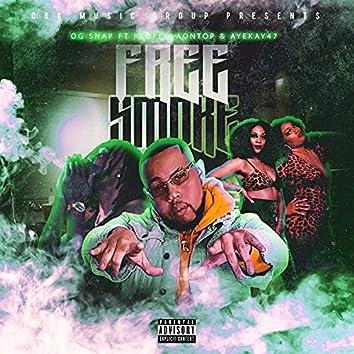 Free Smoke (feat. RedfellaOnTop & AyeKay47)