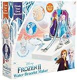 Sambro DFR2-4801 - Bastelset Wasser Armbänder, Disney Frozen II, für 12 selbst gemachte Armbänder