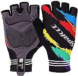 Guantes deportivos Guantes de bicicleta al aire libre, guantes de...
