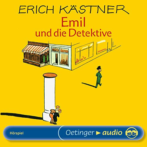 Emil und die Detektive                   By:                                                                                                                                 Erich Kästner                               Narrated by:                                                                                                                                 Heinz Reincke,                                                                                        Klaus von Twardowski,                                                                                        Manfred Steffen,                   and others                 Length: 50 mins     3 ratings     Overall 4.3