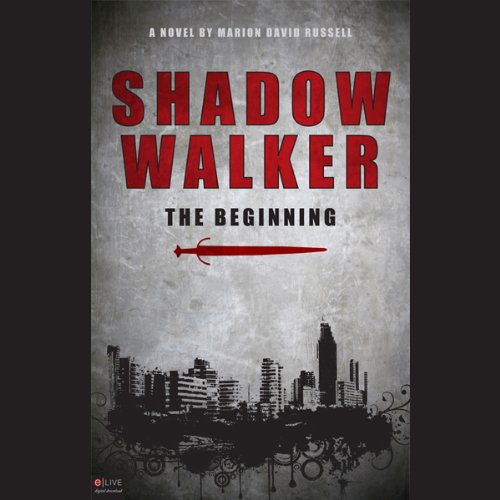 Shadow Walker audiobook cover art