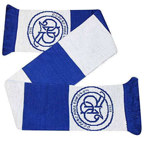 Queens Park Rangers (QPR) Football Fans Official Bar Scarf (100% Acrylic)
