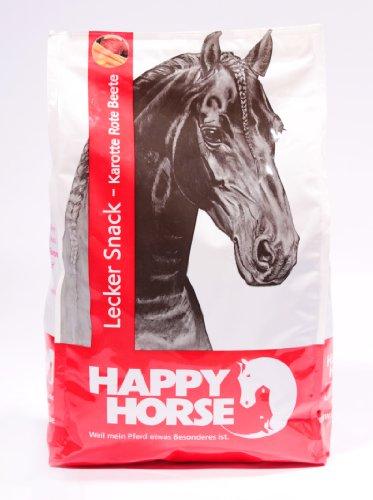 Happy Horse Pferdelecklies in großer Auswahl und tollen Geschmacksrichtungen Name ist Programm (Karotte Rote Beete)