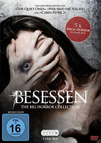 Besessen - The Big Horror Collection (5 Horrorfilme in einer Box) [5 DVDs]