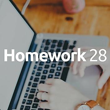 Homework 28 - Study Music