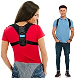 Posture Corrector for Men and Women - Upper Back Straightener Brace, Clavicle Support Adjustable Device for...