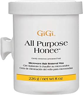 GiGi All Purpose Honee Wax Microwave Formula 226g/8oz