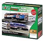 Kato Escala N Unitrack Set de Iniciación Virginia Railway Express