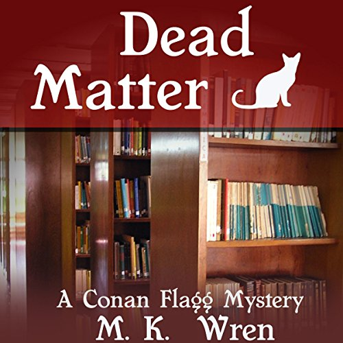 Dead Matter cover art