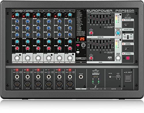 Behringer Pmp2000D - Mesa de mezclas