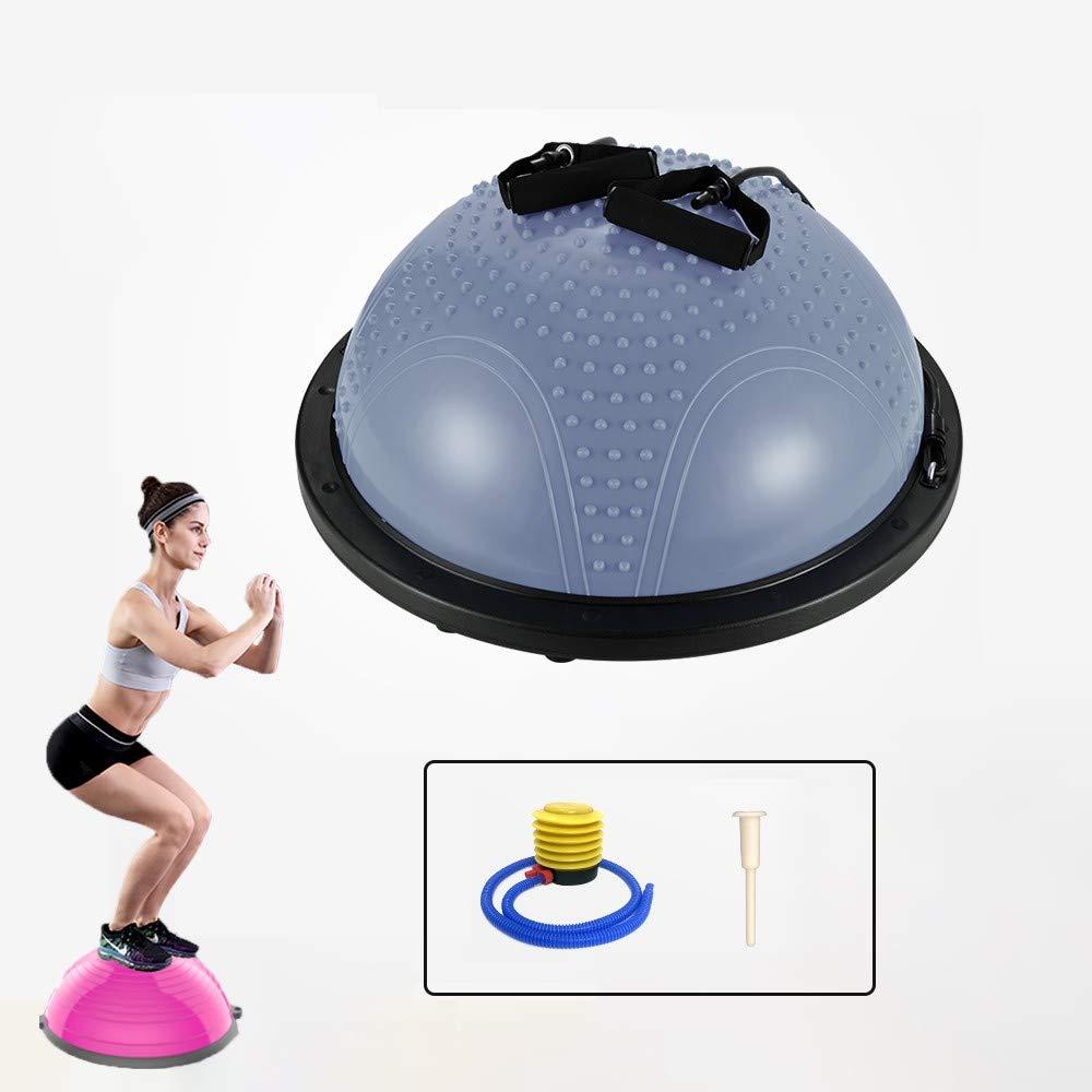 ZYHA Force Bola de Equilibrio para Entrenamiento,Pilates y Yoga ...