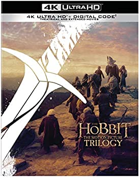 The Hobbit: The Motion Picture Trilogy (4K Ultra HD + Digital Copy)