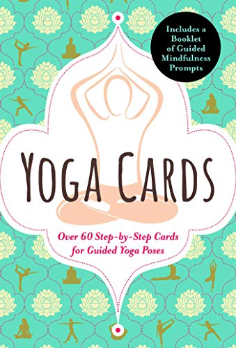 Yoga Cards: 60 Yoga Cards for Balance and Relaxation Anywhere, Anytime