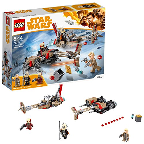 LEGO Star Wars Cloud-Rider Swoop-Bikes (75215), Star Wars Spielzeug