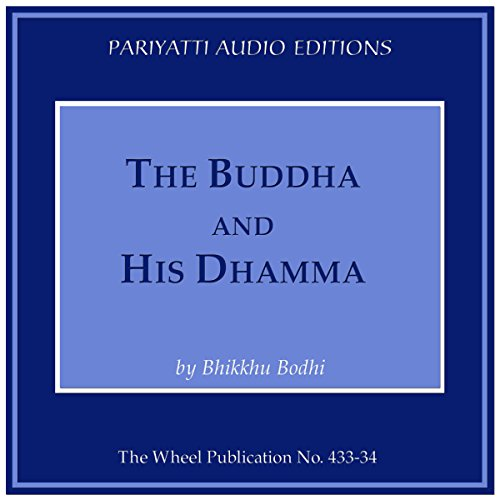 The Buddha and His Dhamma cover art