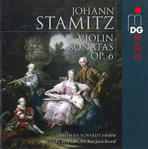 Sonatas Op. 6
