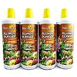 4 Liter Blumendünger mit Guano