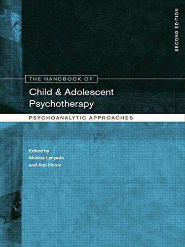 The Handbook of Child and Adolescent Psychotherapy: Psychoanalytic Approaches by Monica Lanyado (Editor), Ann Horne (Editor) › Visit Amazon