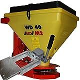 APV Streuer KS 40 WD - Elektrischer Kleinststreuer inkl. Kugelkopfhalterung
