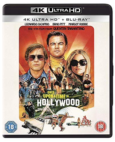 Blu-ray1 - Once Upon A Time In Hollywood (1 BLU-RAY)