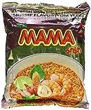Mama Instant Ramen Noodle Tom Yum Shrimp Flavour (Pack of...