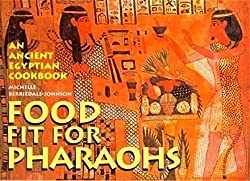 Best 6 egyptian cookbooks ever mouth watering recipes ancient egyptian recipes food fit for pharaohs an ancient egyptian cookbook forumfinder Gallery
