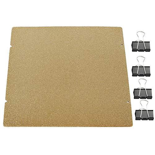 Sooway Pei Drap 0,3/mm d/épaisseur imprimante 3d Lit chaud Autocollant construire Surface avec adh/ésif 3/m 468/MP Compatible avec Creality Cr-10s CR-10/Ender 3/Anet E12/Anet A8 220 1 220mm