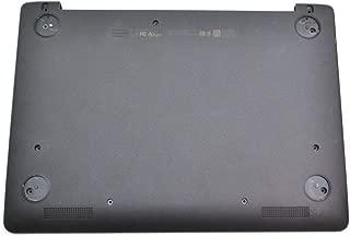 HP CHROMEBOOK 11-V Series ASH Gray Laptop Lower Bottom Base Cover 900807-001 USA