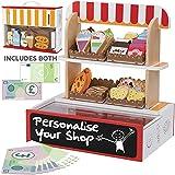bee SMART Supermercado de Juguete para niños y niñas (Incluye 26 Piezas y...