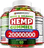 Sweet Treat Filled WIth Nutrients - Maxibears is a delicious supplement that is made with only pure ingredients. Our cute shaped hemp sweets are filled with vitamins and antioxidants that boost the immune system, as well as stimulate brain function. ...