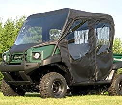 Kawasaki Mule 4000/4010 Trans Full Soft Cab Enclosure by Over Armour Offroad