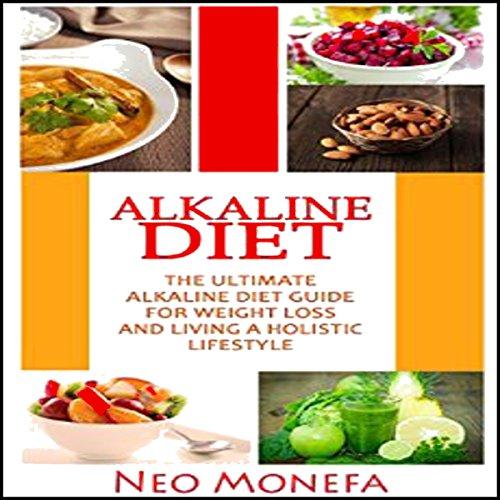Alkaline Diet audiobook cover art