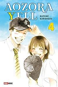 Aozora Yell - Un amour en fanfare Nouvelle édition Tome 4