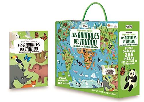 Los animales del mundo (Viaja,conoce,explora,Cuadrado)