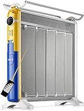 LLAMN Calentador portátil con termostato, radiador Completo con Calentador de Sitio de Vuelco y Protección del sobrecalentamiento for Uso en Interiores