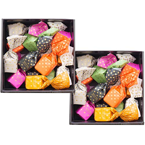 VIVEL PATISSERIE トリュフチョコレート 2箱 (7種×各2)×2 洋菓子 神奈川